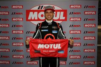 Motul Pole Award winner Paul Holton