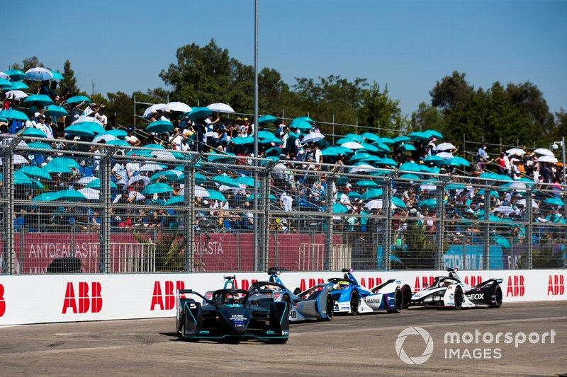 Fórmula E-ePrix de Santiago de Chile