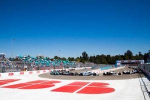 Felipe Massa, Venturi Formula E, Venturi VFE05 Oliver Rowland, Nissan e.Dams, Nissan IMO1, Mitch Evans, Jaguar Racing, Jaguar I-Type 3