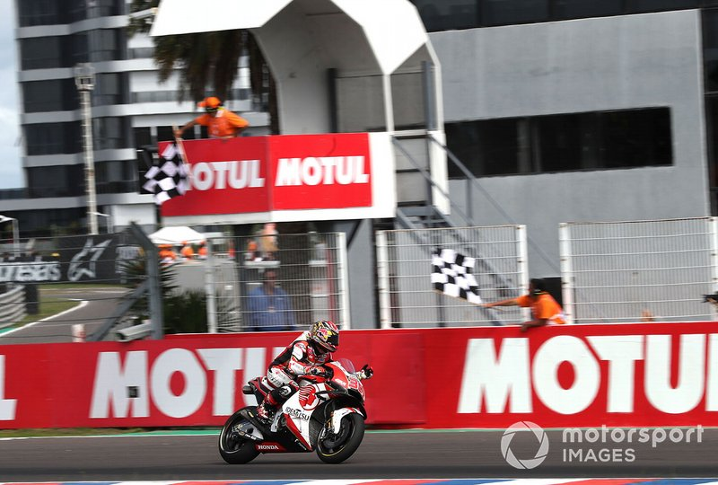Nakagami s'installe dans le top 10