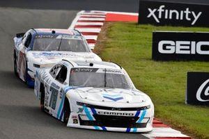 Stefan Parsons, B.J. McLeod Motorsports, Chevrolet Camaro SOKAL Digital