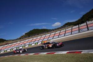#16 Red Bull MOTUL MUGEN NSX-GT, #64 Modulo NSX-GT
