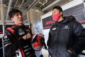 Hiroki Otsu, Takuya Izawa, #64 Modulo NSX-GT
