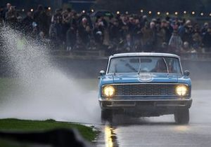 Roy Pierpoint Cup, Chandhock Minshaw Ford Falcon
