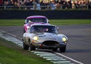Moss Trophy Oliver Bryant Jaguar E-Type