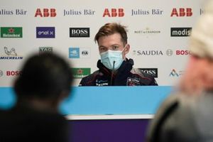 Nick Cassidy, Envision Virgin Racing, in conferenza stampa