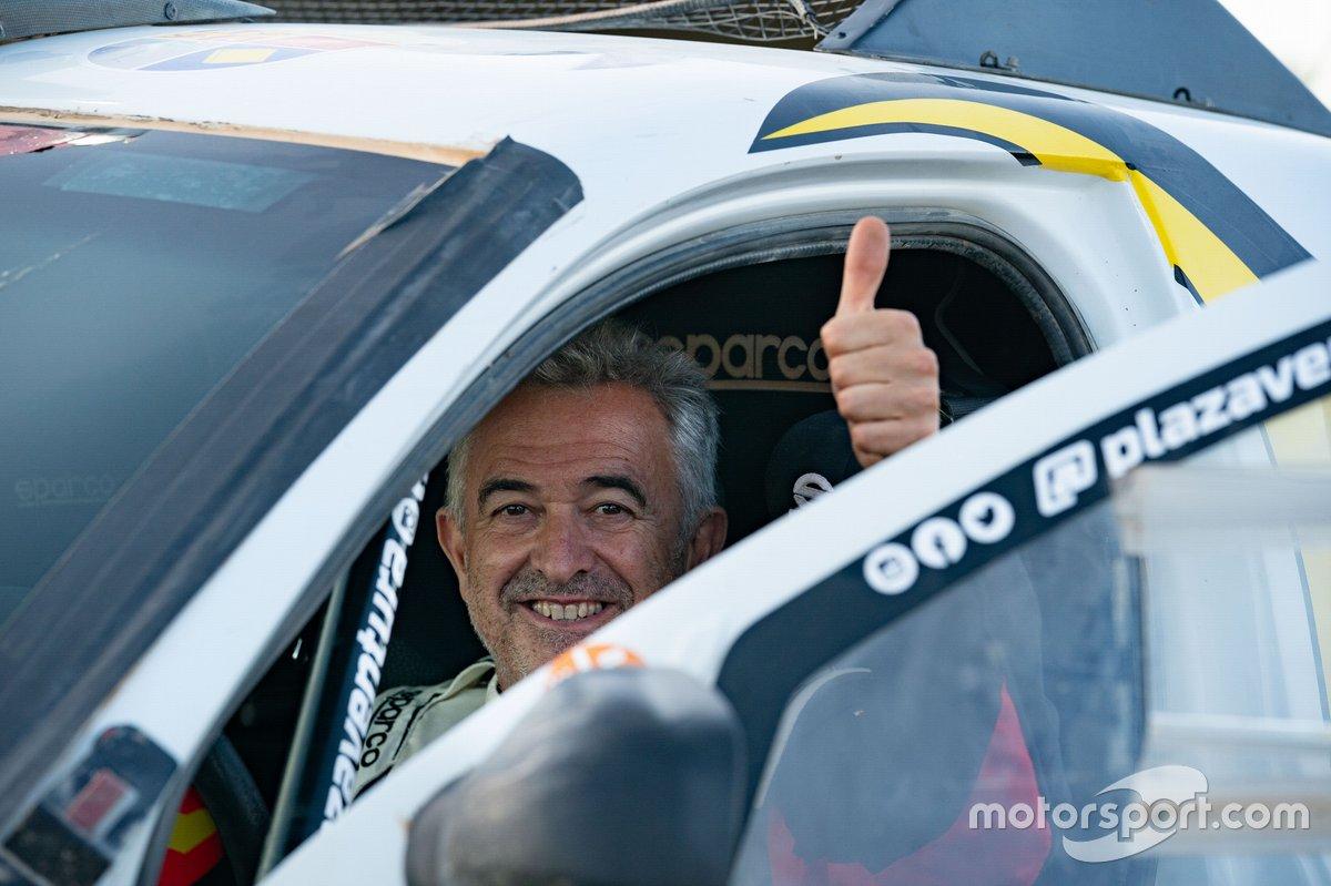 #349 Sodicars Racing Chevrolet: Perez Manuel Plaza