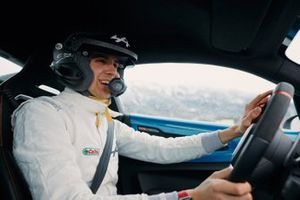 Esteban Ocon, Alpine A110S
