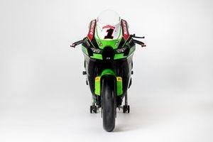 La moto de Jonathan Rea, Kawasaki Racing Team WorldSBK