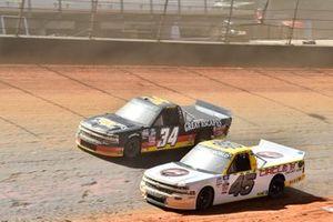 Jake Griffin, Reaume Brothers Racing, Toyota Tundra Great Escapes RV Center, Brett Moffitt, Niece Motorsports, Chevrolet Silverado Circle B Diecast
