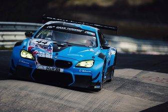 #44 BMW Junior Team BMW M6 GT3: Daniel Harper, Max Hesse, Neil Verhagen, Augusto Farfus