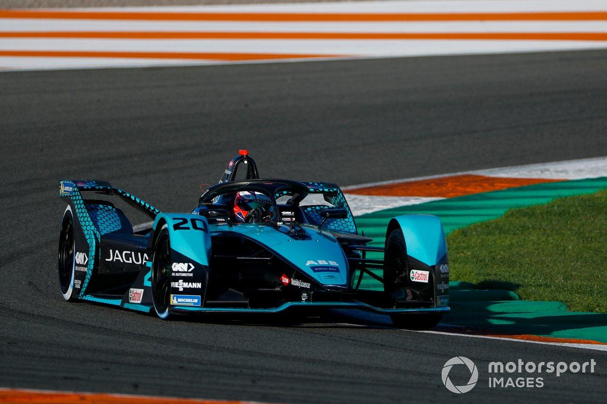 Mitch Evans, Panasonic Jaguar Racing, Jaguar I-Type 5