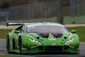 Danny Kroes, Leonardo Pulcini, Vincenzo Sospiri Racing, Lamborghini Huracan GT3