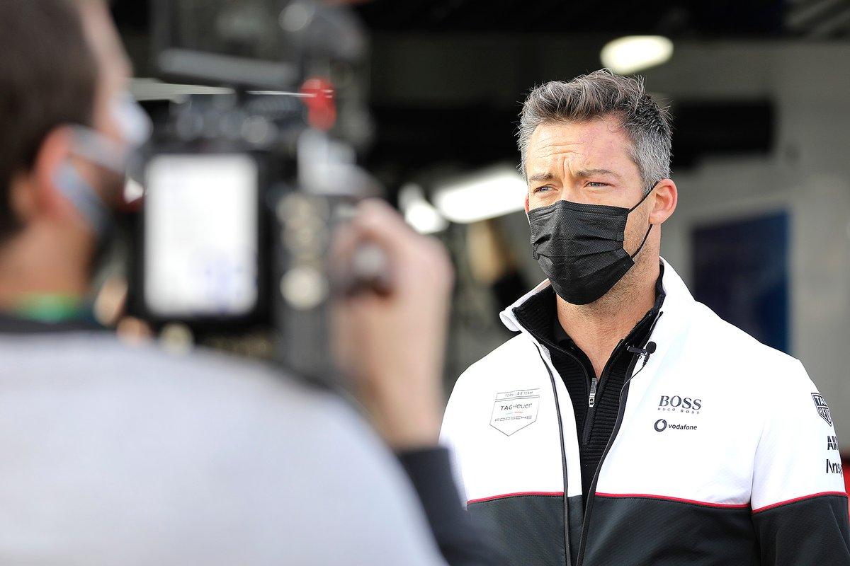 André Lotterer, TAG Heuer Porsche