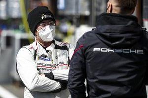 #88 Dempsey-Proton Racing Porsche 911 RSR - 19: Andrew Haryanto