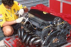 V12-Motor von Ferrari