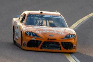 David Starr, Hattori Racing Enterprises, Toyota Supra Whataburger