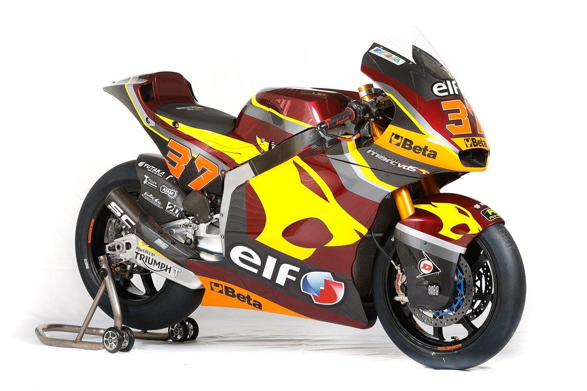 Moto Augusto Fernandez, Marc VDS Racing