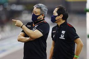 Toyoharu Tanabe en Masashi Yamamoto, Honda