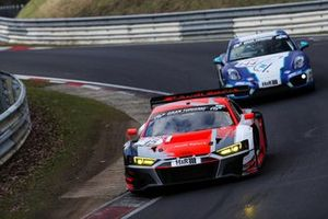 #15 Audi Sport Team Phoenix Audi R8 LMS: Christer Jöns, Dennis Marschall