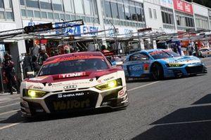 #21 Hitotsuyama Audi R8 LMS, #6 Team LeMans Audi R8 LMS