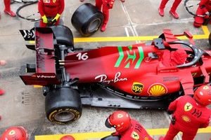 Ferrari SF 21 rear