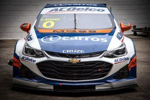 Carro de Cacá Bueno para temporada de 2021 da Stock Car