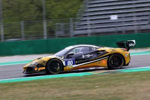 Jorge Daniel Pinto, Francorchamps Motors Luxembourg - D2P