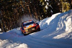 Отт Тянак, Мартин Ярвеоя, Hyundai Motorsport Hyundai i20 Coupe WRC