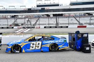 Daniel Suarez, TrackHouse Racing, Chevrolet Camaro Camping World