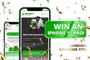 MS Rewards iPhone 12 Pro prize