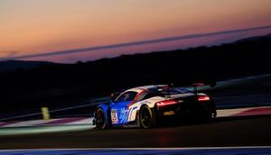 #26 Sainteloc Racing Audi R8 LMS GT3: Christophe Hamon, Michaël Blanchemain, Fabien Michal