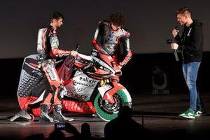 Simone Corsi, Lorenzo Baldassarri, MV Agusta Forward Racing