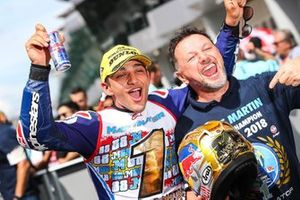 Jorge Martin, Del Conca Gresini Racing, Fausto Gresini
