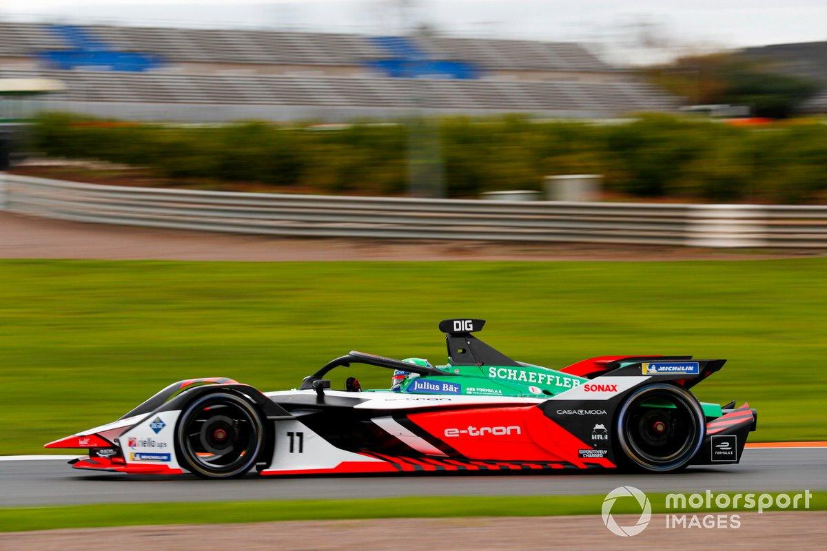#11 - Lucas di Grassi (Team: Abt-Audi, Antrieb: Audi)