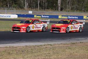 Anton De Pasquale and Will Davison, Dick Johnson Racing