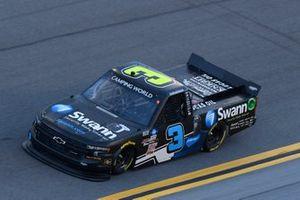 Jordan Anderson, Jordan Anderson Racing, Chevrolet Silverado Swann Security