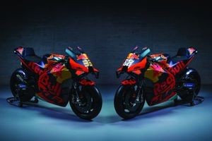 Мотоциклы Брэда Биндера и Мигеля Оливейры, Red Bull KTM Factory Racing