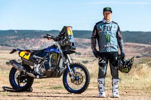 #7 Monster Energy Yamaha Rally Team: Andrew Short