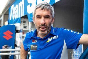 Jose Manuel Cazeaux, Team Suzuki MotoGP