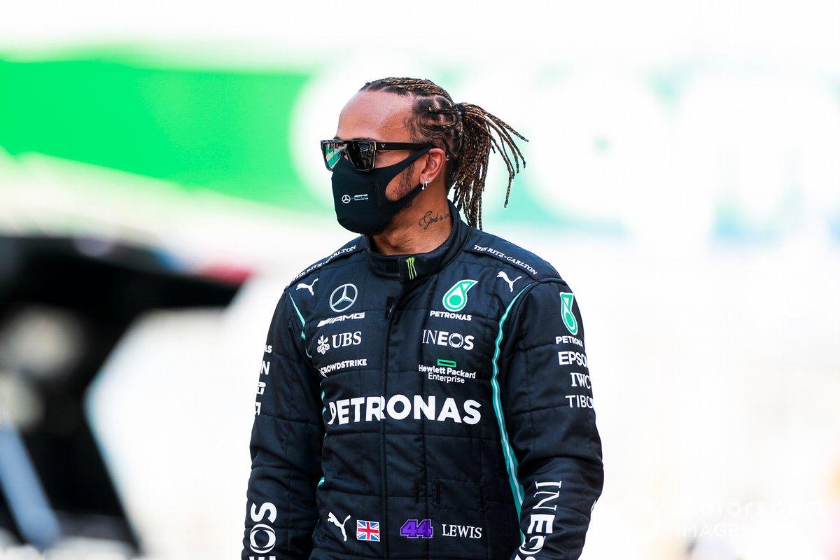 Lewis Hamilton (2021)