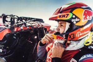 Laia Sainz, South Racing, en la Baja Dubai