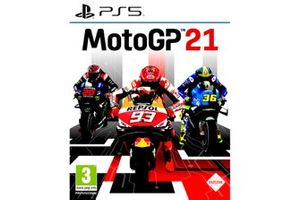 Cover: MotoGP21 für PlayStation 5