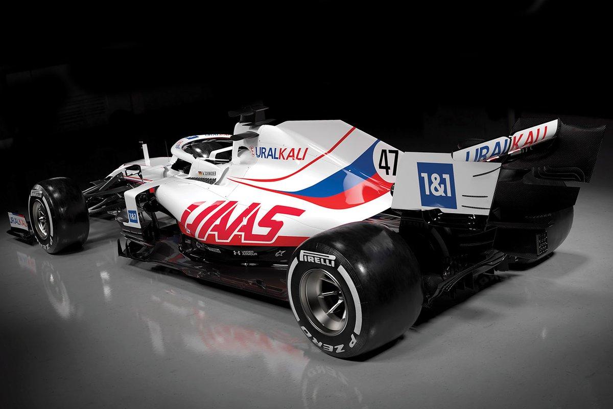 Haas-Ferrari VF-21 (nur Farbdesign)