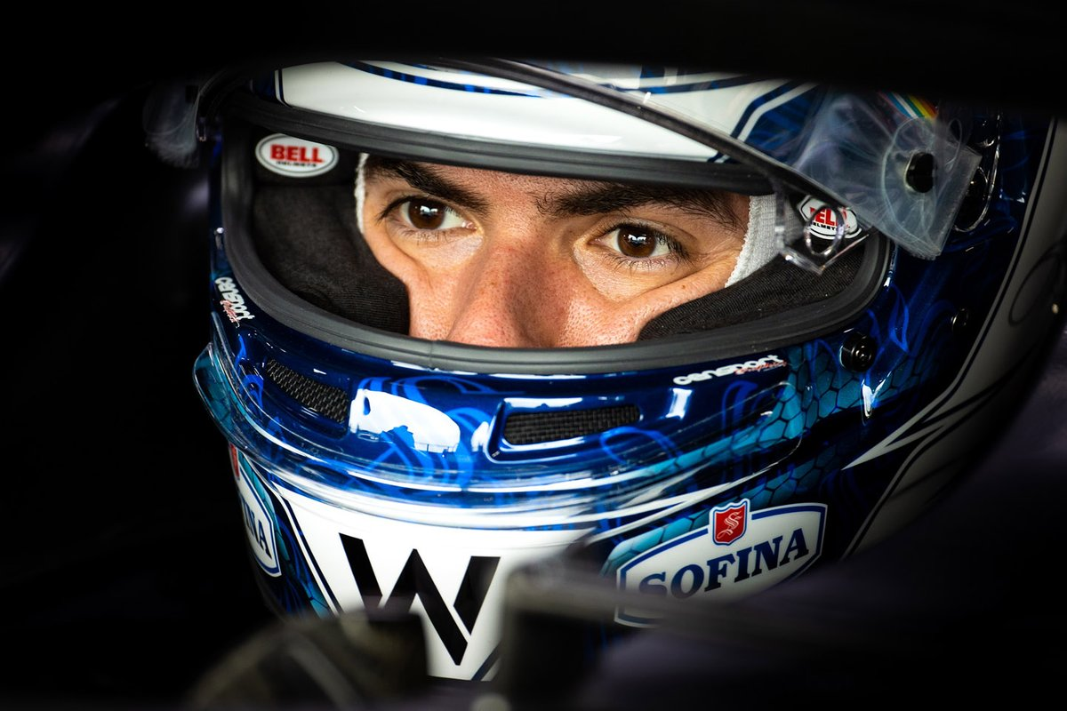 Nicholas Latifi, Williams