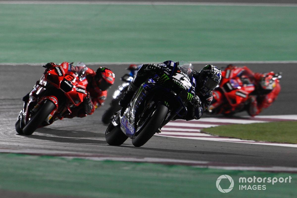 Ganador Maverick Viñales, Yamaha Factory Racing