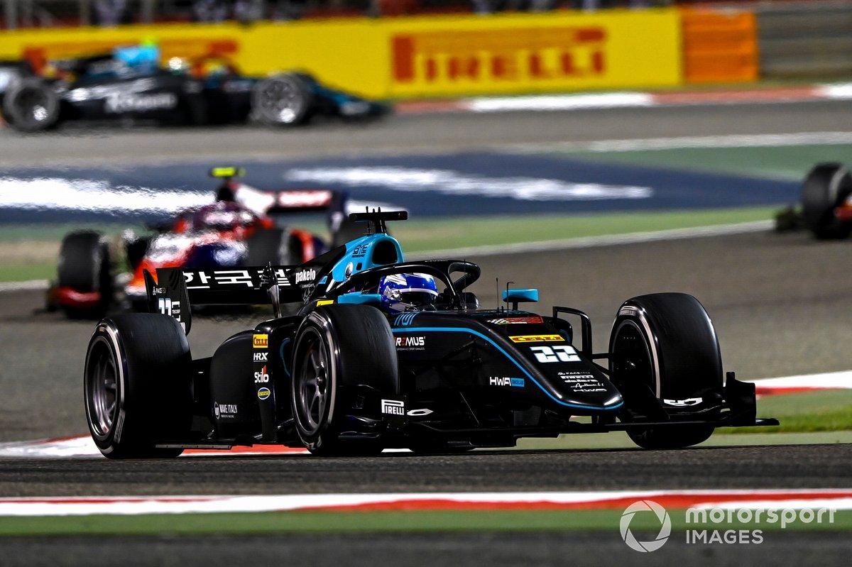 Matteo Nannini, HWA Racelab, Richard Verschoor, MP Motorsport