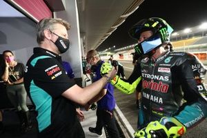 Johan Stigefelt, Valentino Rossi, Petronas Yamaha SRT
