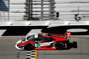 #1 Paul Miller Racing Lamborghini Huracan GT3, GTD: Andrea Caldarelli, Madison Snow, Corey Lewis, Bryan Sellers