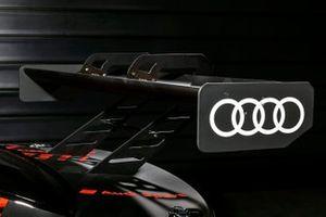 Dettaglio dell'Audi RS 3 LMS TCR